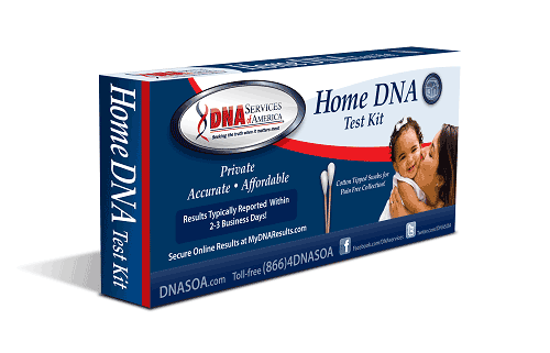 Home DNA paternit test kit